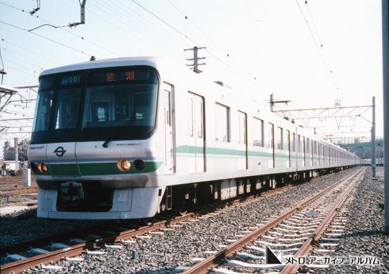 千代田線06系車両
