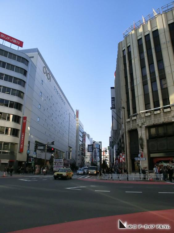 大型商業街