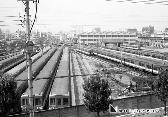 丸ノ内線車両