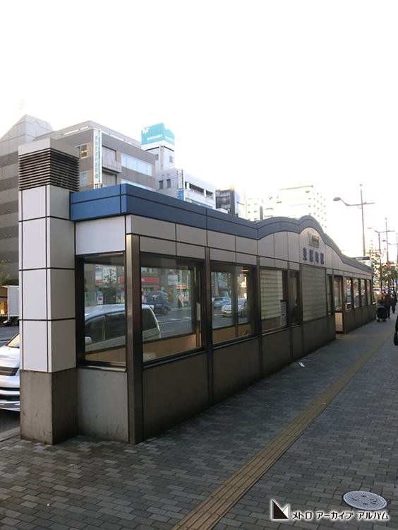 東陽町駅出入口